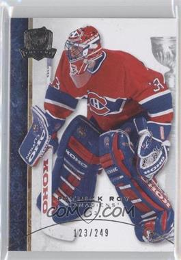 2008-09 Upper Deck The Cup - [Base] #21 - Patrick Roy /249