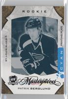 08-09 Black Diamond Rookie Gems - Quadruple Diamonds - Patrik Berglund /1