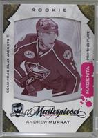 08-09 Trilogy Rookie Premieres Level 2 - Andrew Murray /1