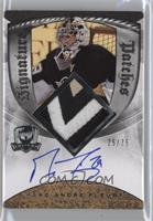 Marc-Andre Fleury [Noted] #/75