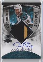 Joe Thornton [Noted] #/75