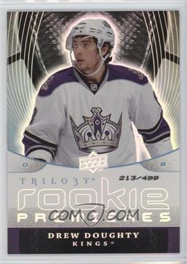 2008-09 Upper Deck Trilogy - [Base] #170 - Drew Doughty /499