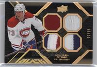 Michael Ryder [Noted] #/15