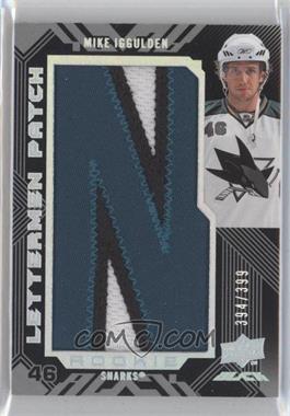 2008-09 Upper Deck UD Black - [Base] #66 - Mike Iggulden /399
