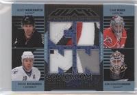 Jean-Sebastien Giguere, Cam Ward, Brad Richards, Scott Niedermayer /1