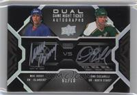 Mike Bossy, Dino Ciccarelli /10