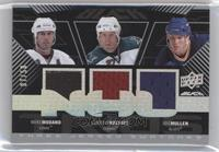 Mike Modano, Jeremy Roenick, Joe Mullen #/50