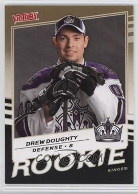 2008-09 Upper Deck Victory - [Base] - Gold #325 - Drew Doughty