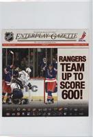 Rangers Team Up to Score 600!