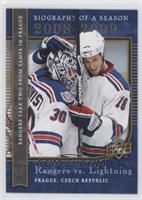 Rangers vs. Lightning (Henrik Lundqvist)