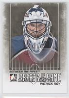 Greats Of The Game - Patrick Roy