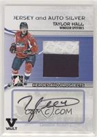 Taylor Hall Pre Rookie Card Hockey Cards