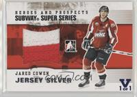 Jared Cowen [Noted] #/1