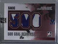 Joe Sakic #/1
