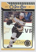 Matt Hunwick