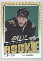 Marquee Rookies - Tom Wandell
