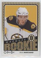 Marquee Rookies - Brad Marchand