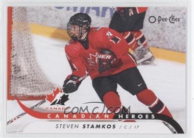 2009-10 O-Pee-Chee - Canadian Heroes #CB-ST - Steven Stamkos