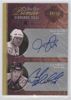 Jason Arnott, Cal O'Reilly [Noted] #/10