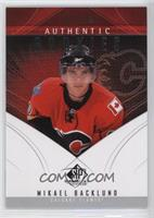 Authentic Rookies - Mikael Backlund #/699