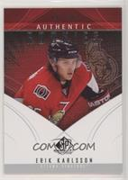 Authentic Rookies - Erik Karlsson #/699