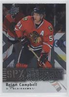 Brian Campbell #/999