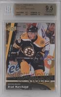 Young Guns - Brad Marchand [BGS 9.5 GEM MINT] #/100