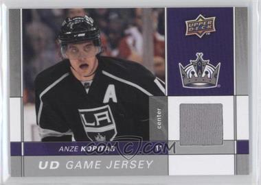 2009-10 Upper Deck - Game Jersey #GJ2-AK - Anze Kopitar