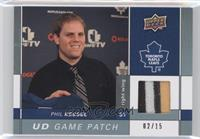 Phil Kessel [Noted] #/15