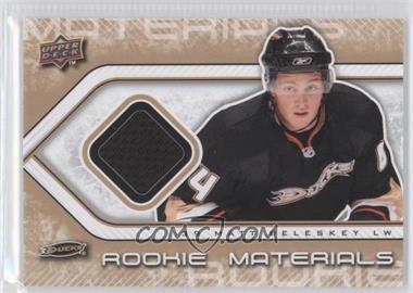 2009-10 Upper Deck - Rookie Materials #RM-BE - Matt Beleskey