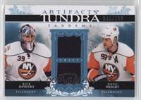 Rick DiPietro, Doug Weight /100