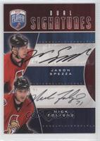 Jason Spezza, Nick Foligno