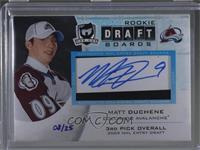 Matt Duchene #/25