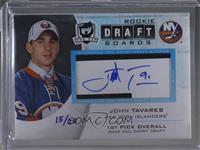 John Tavares [Noted] #/25