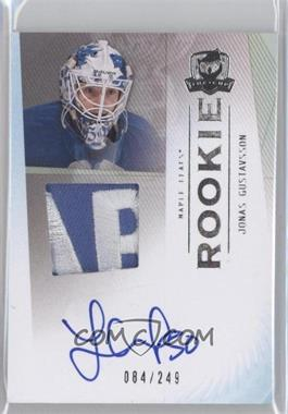 2009-10 Upper Deck The Cup - [Base] #122 - Jonas Gustavsson /249