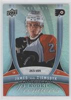 James van Riemsdyk /499