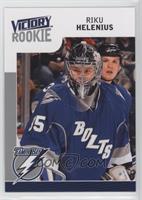 Riku Helenius Rookie Card Hockey Cards