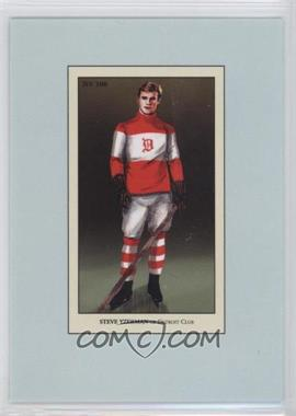 2010-11 In the Game 100 Years of Collecting - Multi-Product Insert [Base] #100 - Steve Yzerman