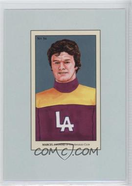 2010-11 In the Game 100 Years of Collecting - Multi-Product Insert [Base] #54 - Marcel Dionne