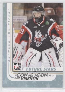 2010-11 In the Game Between the Pipes - [Base] #28 - Mark Visentin