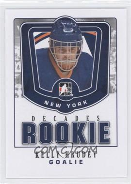 2010-11 In the Game Decades 1980s - Decade Rookies #DR-22 - Kelly Hrudey