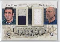 Ron Francis, Mark Messier #/19