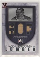 Jacques Plante [Noted] #/1