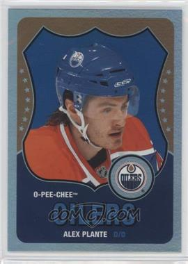 2010-11 O-Pee-Chee - [Base] - Rainbow Retro #537 - Alex Plante