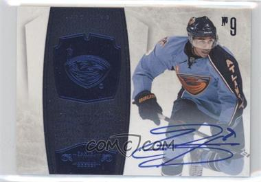 2010-11 Panini Dominion - [Base] - Sapphire Signatures [Autographed] #7 - Evander Kane /10