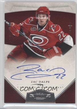 2010-11 Panini Dominion - [Base] #164 - Zac Dalpe /199