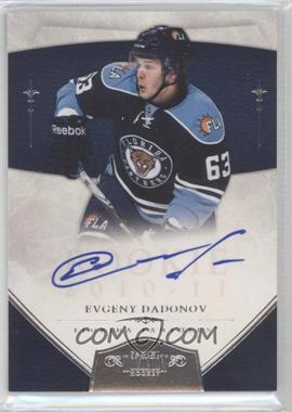 2010-11 Panini Dominion - [Base] #183 - Evgeny Dadonov /199