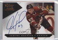 Retired Signatures - Jeremy Roenick /199