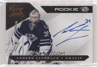Rookies Group 3 - Anders Lindback #/499