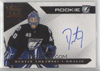 Rookies Group 3 - Dustin Tokarski #/499